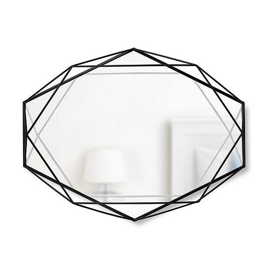 Umbra Prisma Mirror Copper Wall Mirror