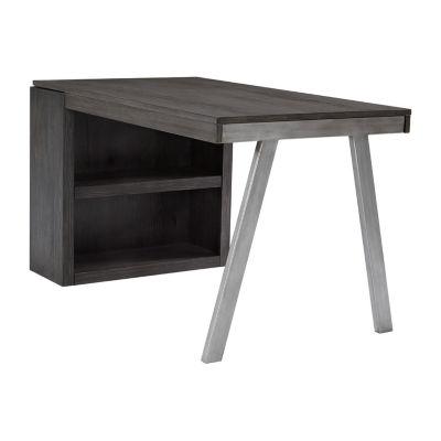 Signature Design by Ashley® Medium Bookcase with Desk Return