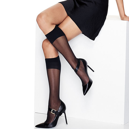 Hanes Knee High Socks - Womens