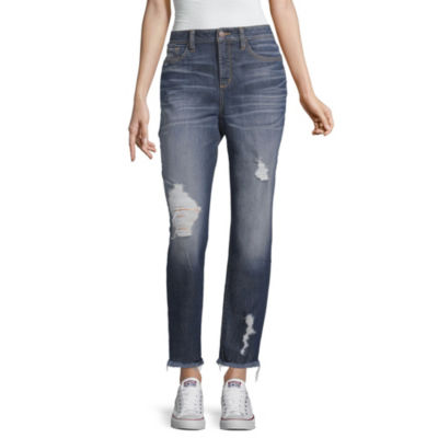 A.N.A Hi Rise Vintage Straight Jeans