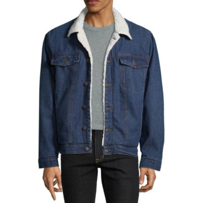 Victory Sherpa Lined Denim