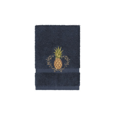 Linum Home Textiles 100% Turkish Cotton Welcome Embellished Towel Collection