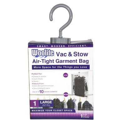 "1 Piece Hanging Vacuum Storage Bag 41"" X 27.5"