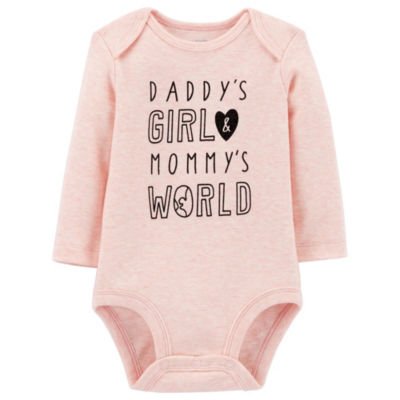 Carter's Bodysuit - Baby Girl