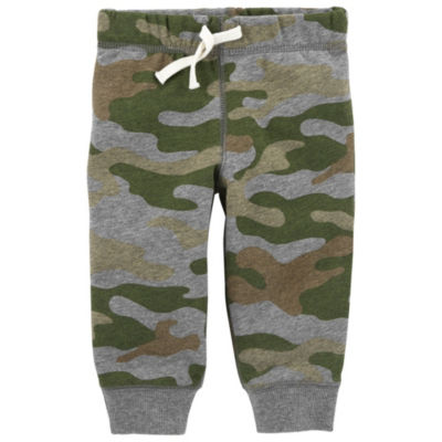 Carter's Boys Mid Rise Cinched Jogger Pant - Baby