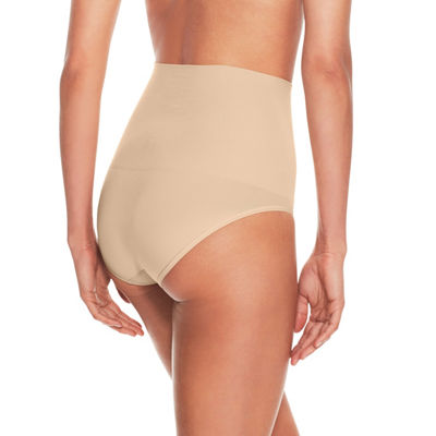 Maidenform Seamless High-Waist Firm Control Control Briefs 12553j