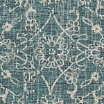 Safavieh Courtyard Collection Clarissa Oriental Indoor/Outdoor Area Rug