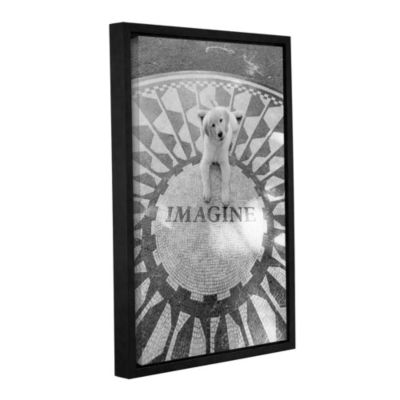 Imagine Floater-Framed Gallery Wrapped Canvas