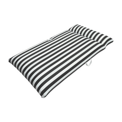 Drift and Escape Chaise Mattress - Luxury Fabric Float - Morgan Dwyer Signature Series