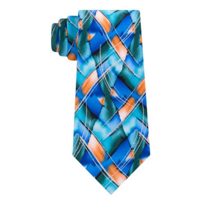 J Garcia Abstract Tie