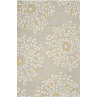 Safavieh Capri Collection Cahir Floral Area Rug