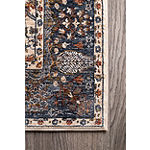 nuLoom Vintage Dorthea Lattice Area Rug