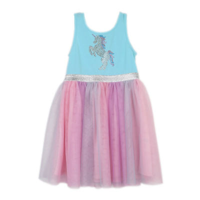 Lilt Sleeveless Tutu Dress Girls