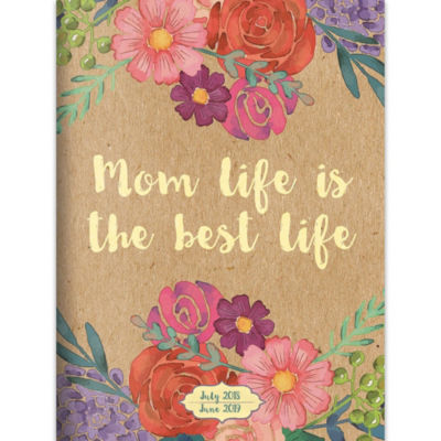 Tf Publishing July 2018 - June 2019 Mom Life Monthly Planner