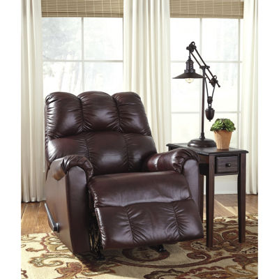 Signature Design By Ashley® Denaraw Leather Recliner