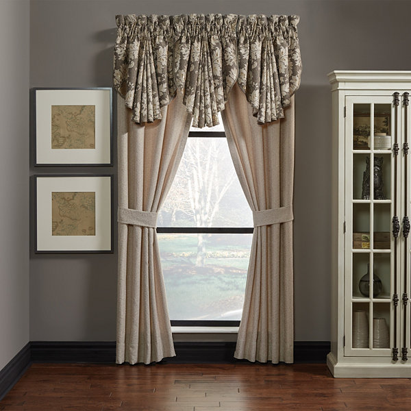 Croscill Classics Nerissa Rod-Pocket Curtain Panel