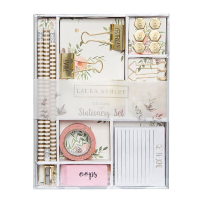 Laura Ashley 22-pc. Stationary Set