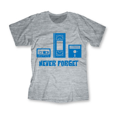 Never Forget Graphic Tee