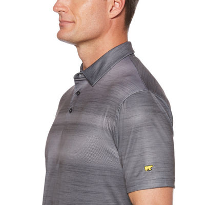 Jack Nicklaus Easy Care Short Sleeve Panel Polo Shirt