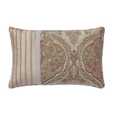 Croscill Classics Birmingham Boudoir Rectangular Throw Pillow