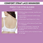 Just My Size 2-Pack Wireless Minimizer Comfort Full Coverage Bra-Mj197p
