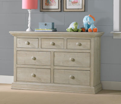 Cosi Bella Luciano Nursery Dresser