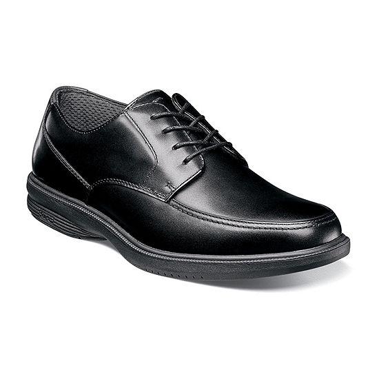 Nunn Bush Mens Morley Oxford Shoes Lace Up