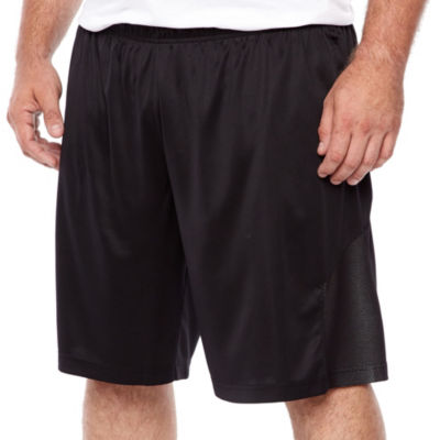 The Foundry Big & Tall Supply Co. Melange Workout Shorts Big and Tall