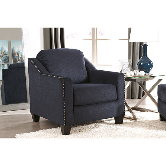 Signature Design By Ashley® Creeal Heights Nailhead Trim Accent Chair