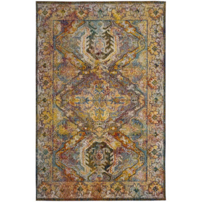 Safavieh Crystal Collection Moira Oriental Area Rug