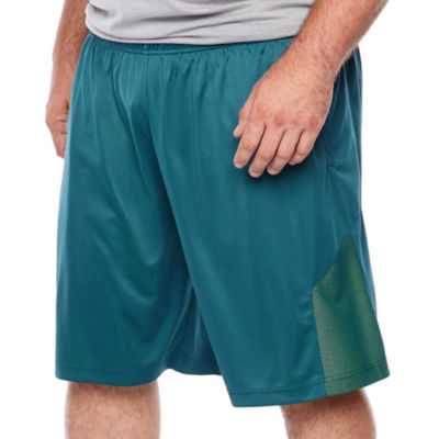 The Foundry Big & Tall Supply Co. Mens Drawstring Waist Elastic Waist Workout Shorts - Big and Tall