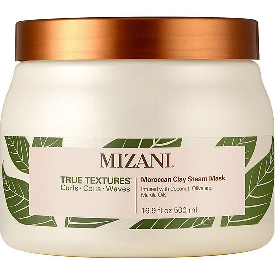 Mizani True Textures Moroccan Clay Steam Mask Hair Treatment - 16.9 oz.