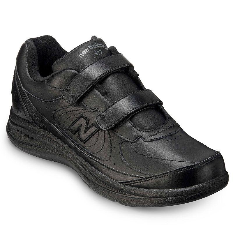 new balance men's 577 easy grip walking shoes
