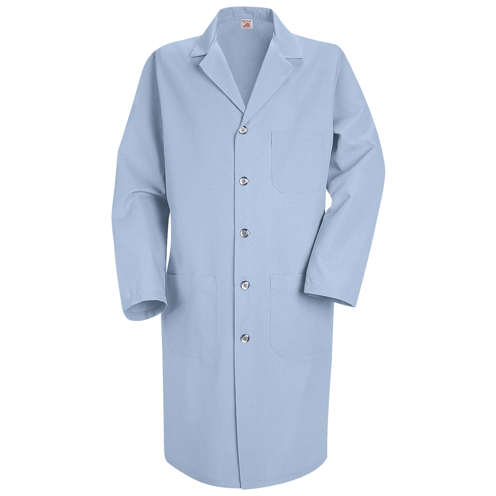 Red Kap Mens Lab Coat plus size,  plus size fashion plus size appare