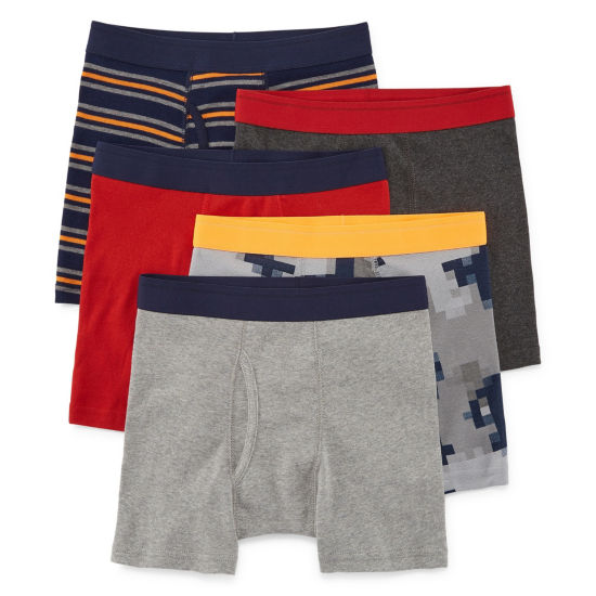 Arizona Boxer Briefs Big Kid Boys-Bonus Pack