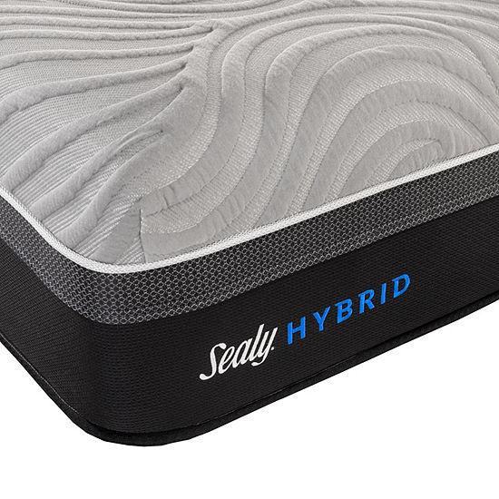 Sealy Posturepedic Hybrid Cushion Firm Top Mattress Jcpenney