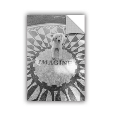 Imagine Removable Wall Decal