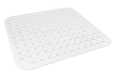 Design Imports Square Vinyl Bath Mat