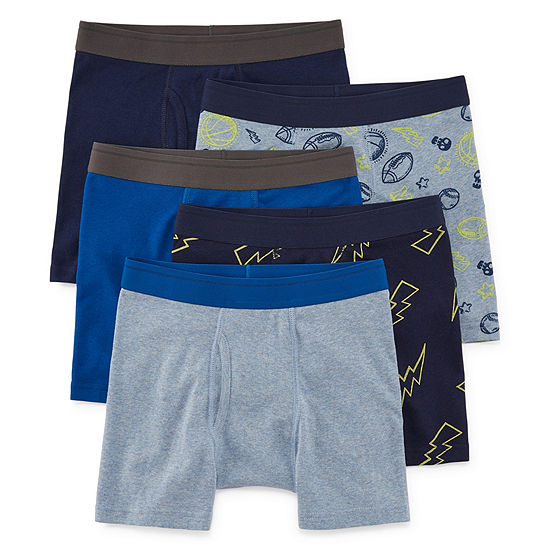 Arizona Boxer Briefs Big Kid Boys Bonus Pack