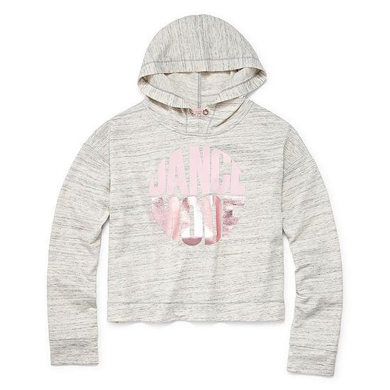 Xersion Cropped Sweatshirt Girls 4-16and Plus
