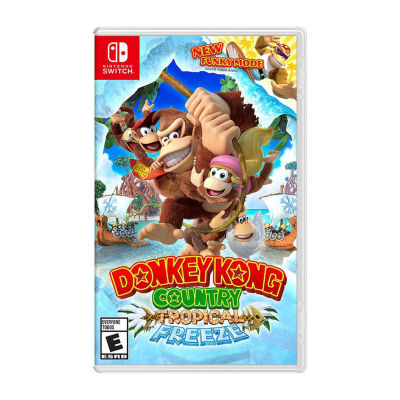 Nintendo Switch Donkey Kong Country: Tropical Freeze Video Game