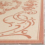 Safavieh Kalya Floral Rectangular Indoor/Outdoor Rugs