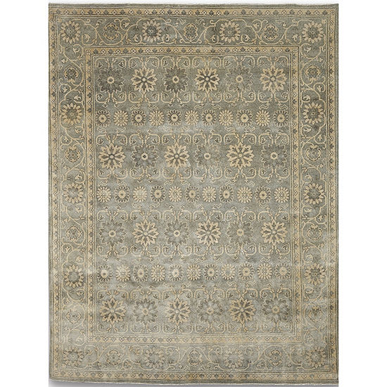 Amer Rugs Anatolia AG Hand-Knotted Wool Rug