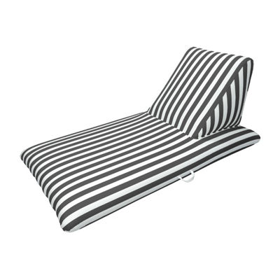 Drift and Escape Chaise Lounge - Luxury Fabric Float - Morgan Dwyer Signature Series