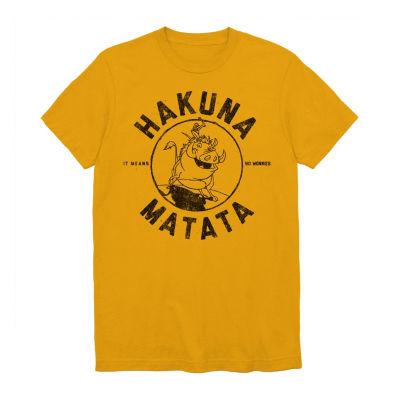 The Lion King Hakuna Matata Graphic Tee
