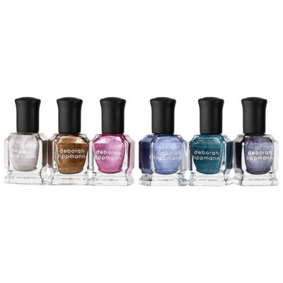 Deborah Lippmann Liquid Metal Gel Lab Pro Set