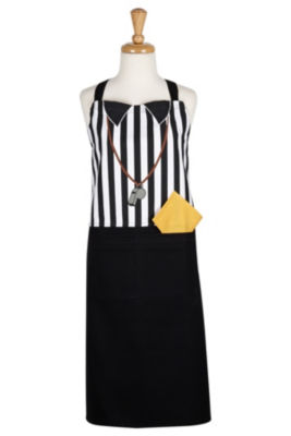 Printed Referee Chef Apron