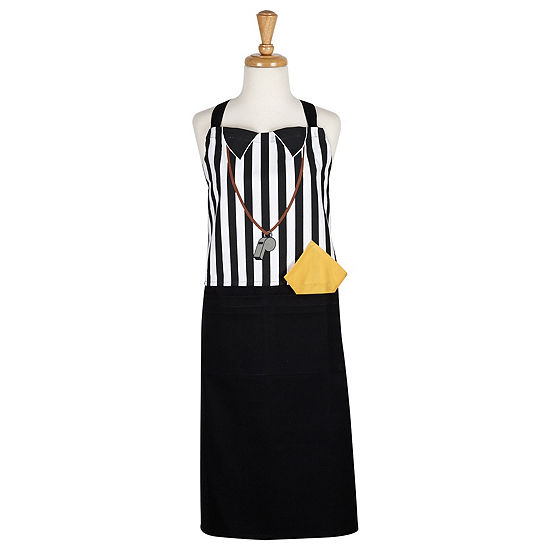 Printed Referee Chef Apron