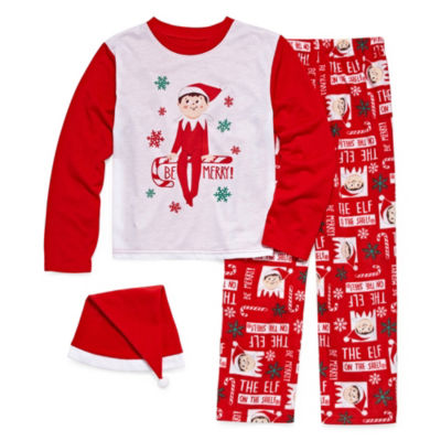 Elf on the Shelf 2 piece Pajama Set - Unisex Kid's