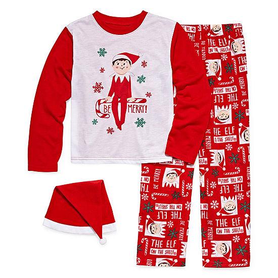 451f87d4c32e Elf on the Shelf 2 piece Pajama Set - Unisex Kid s